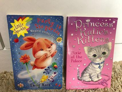 Story Books -bundle of 2