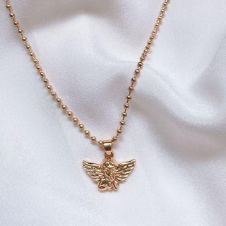 Cherub Angel Necklace