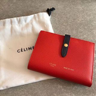 Celine Wallet銀包 舊logo
