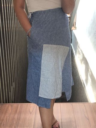 abac2c7a1 uniqlo circular skirt | Vintage & Collectibles | Carousell Singapore