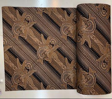 Kain batik bahan katun merek Batu Raden