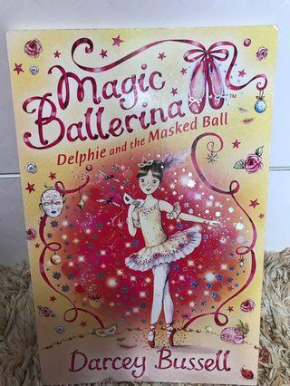 Magic Ballerina- Delphie and the Masked Ball