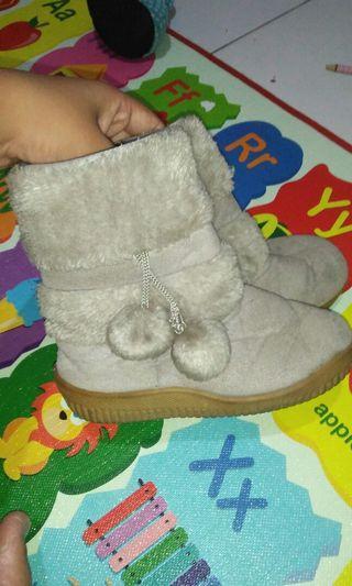 Sepatu boot anak sz kaki anak Sd