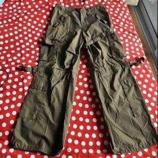 Only Brand Cargo Military Pants Size EU 36/UK 8-10