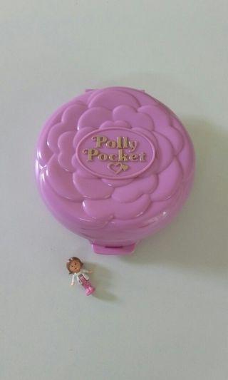 Vintage Polly Pocket Ballerina