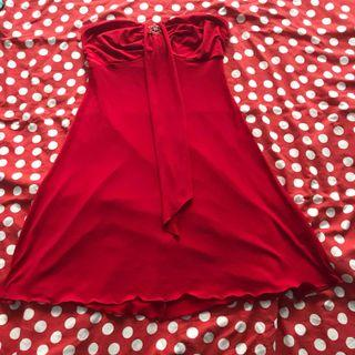 Rampage gorgeous tube evening dress fit size M