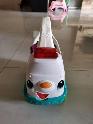 🚚 Leapfrog Ambulance Toy