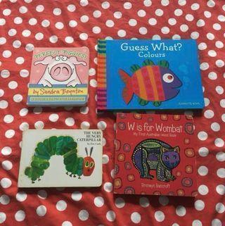 Kids books age 2-5