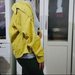 Yellow 70s jacket
