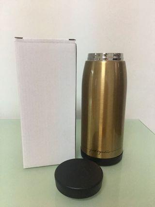 Hot or Cold Water Beverage Bottle Container Mug Flask