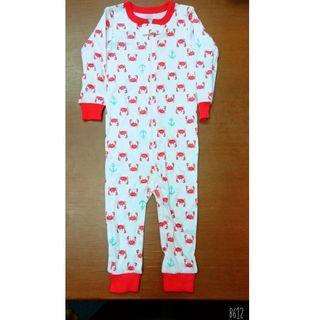 Carter's Baby Sleepsuit - Zip Up