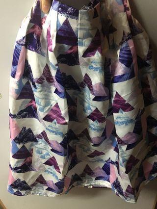 泰國高貴半身裙