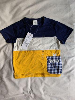 Baby boy t-shirt from Japan