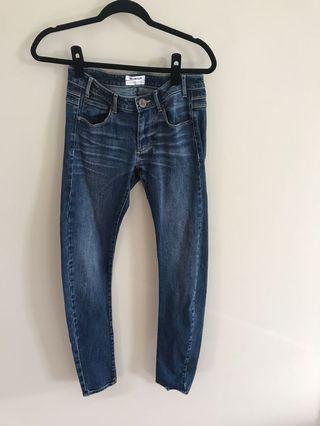 One by One Teaspoon Hoodlums Jeans - Size 26