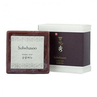 [READY STOCK] SULWHASOO SULWHASOO HERBAL SOAP 50G