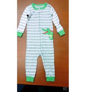 Baby Sleepsuit - Zip Up