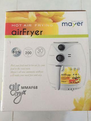Mayer Hot Air Fryer