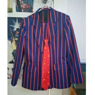 Tokyo Ghoul Tsukiyama Shuu Purple Suit and Tie cosplay