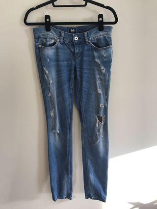 "D&G ""Wonder"" Jeans - Size 26 - Postage Included"