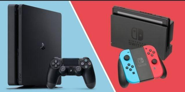 Trade your Switch for our PS4