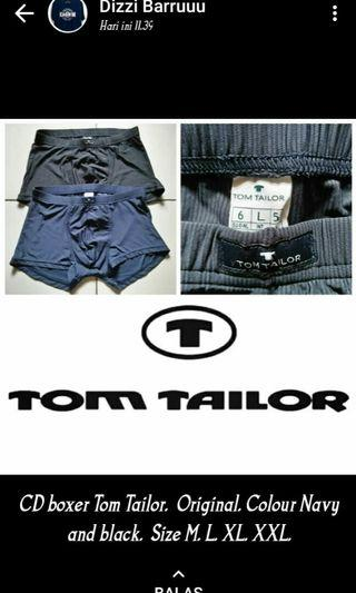 Boxer underwear tom tailor
