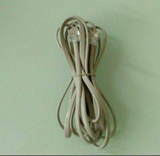 Telephone Cable 3m