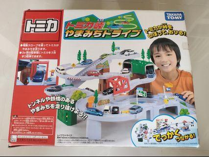 🚚 Takara Tomy Tomica Mountain Drive & Highway Busy Drive playset