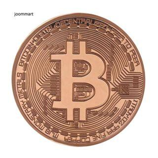 【WholeSale 10pcs/sets】Alloy Commemorative Art Round Collectible Coin Gift for Bitcoin BTC Enthusiast