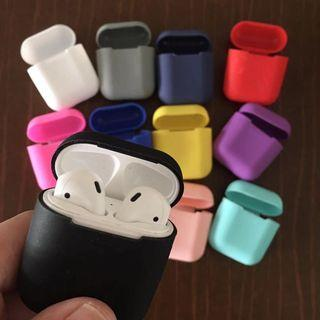 Airpods Silicone rubber case cover