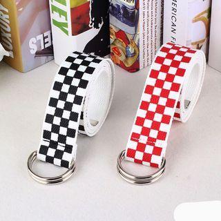 🐾 Checkered Belt