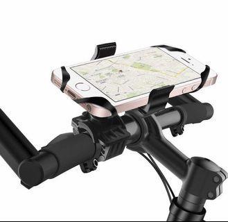 Handphone Bicycle E-bike Scooter Stand Phone Holder Handphone