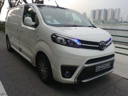 🚚 Luxo Rico Transport Services