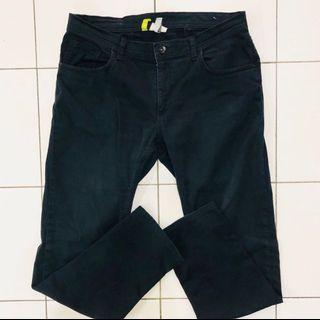 Adidas NEO Jeans Dark Navy Blue