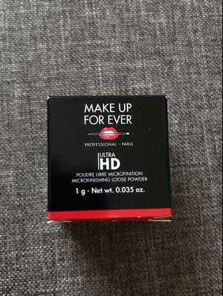 Make Up For Ever Loose Setting Powder
