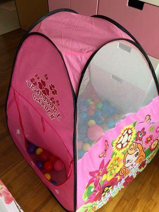 🚚 Child kids tent