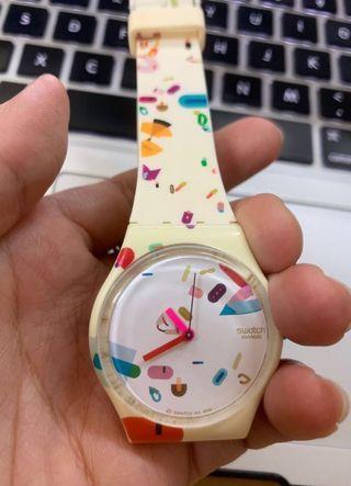 Jam Swatch Cute
