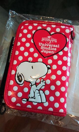 Universal Studios Japan 士諾比護照套