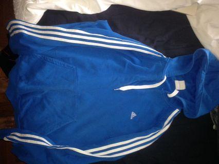 Adidas Blue Hoody