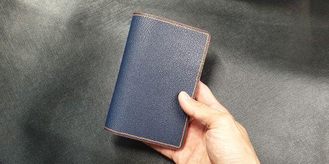 Handmade Leather Passport Holder