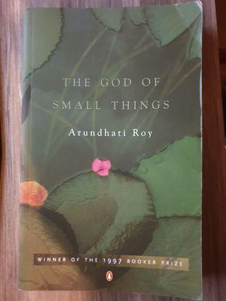 🚚 The God of Small Things - Arundhati Roy