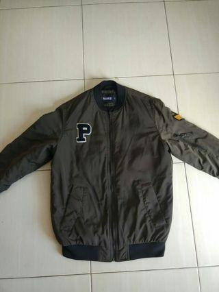 Bomber patch pull&bear