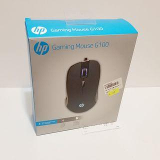 Hp Gaming Mouse G100 白色 white colour