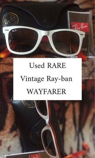 Rayban retro Wayfarer