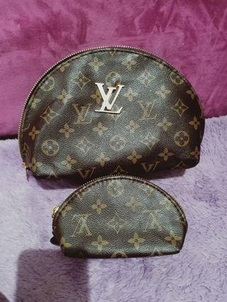 LV Pouch Big Size ( 25rb for Two )