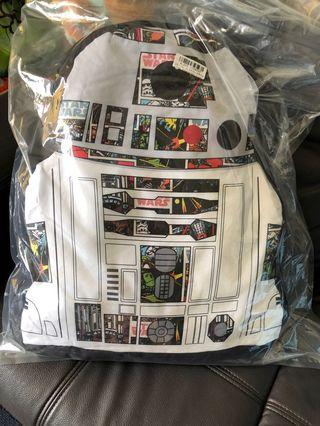 Authentic Star Wars Premium Jumbo Cushion from Toreba Japan