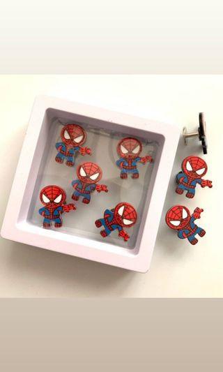 Butang Spiderman