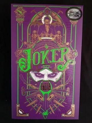 Hot Toys MMS382 - Suicide Squad: Joker Purple Coat (Special Edition)