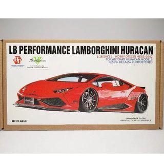 1/18 HD LB Huracan Transkit