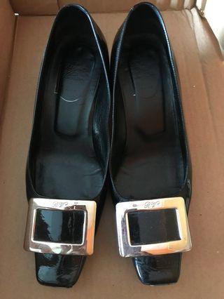 Roger Vivier buckle shoes