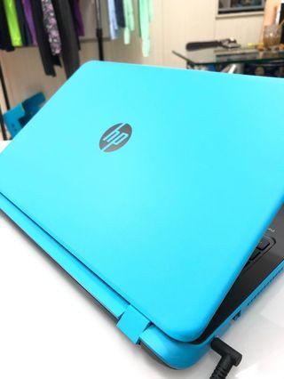 (秒殺,抵玩抵用)粉藍HP PROBook 15.6寸  i7/ 8GB / 1000gb hd /geforce 獨立顯示卡/beats audio 音響/做功課/睇戲/打機食雞一流